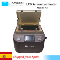 Novecel A3 All in one Vacuum LCD Screen Laminator for iPhone Huawei etc. Display Laminate and Bubble Removing Bonding Machine