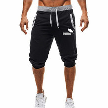 Plus Size Shorts pumba Running Shorts Training Shorts Workout Bodybuilding Sports Men Casual Male Fitness Jogging Training Short mens compression shorts pockets skinny shorts male fitness bodybuilding men breeches muscle training short sports trousers homme