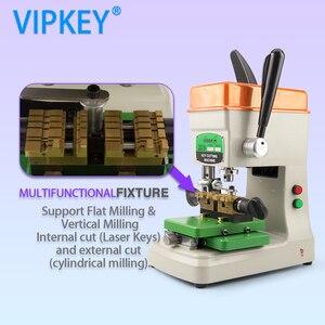 Image 4 - 998A hohe professionelle universal Tragbare Flache Vertikale schlüssel schneiden maschine schlosser werkzeuge duplizieren schlüssel kopie maschine