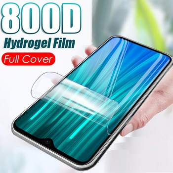 800D Front Hydrogel Film For Doogee X90L X90 Full Cover Screen Protector Film Not Glass image