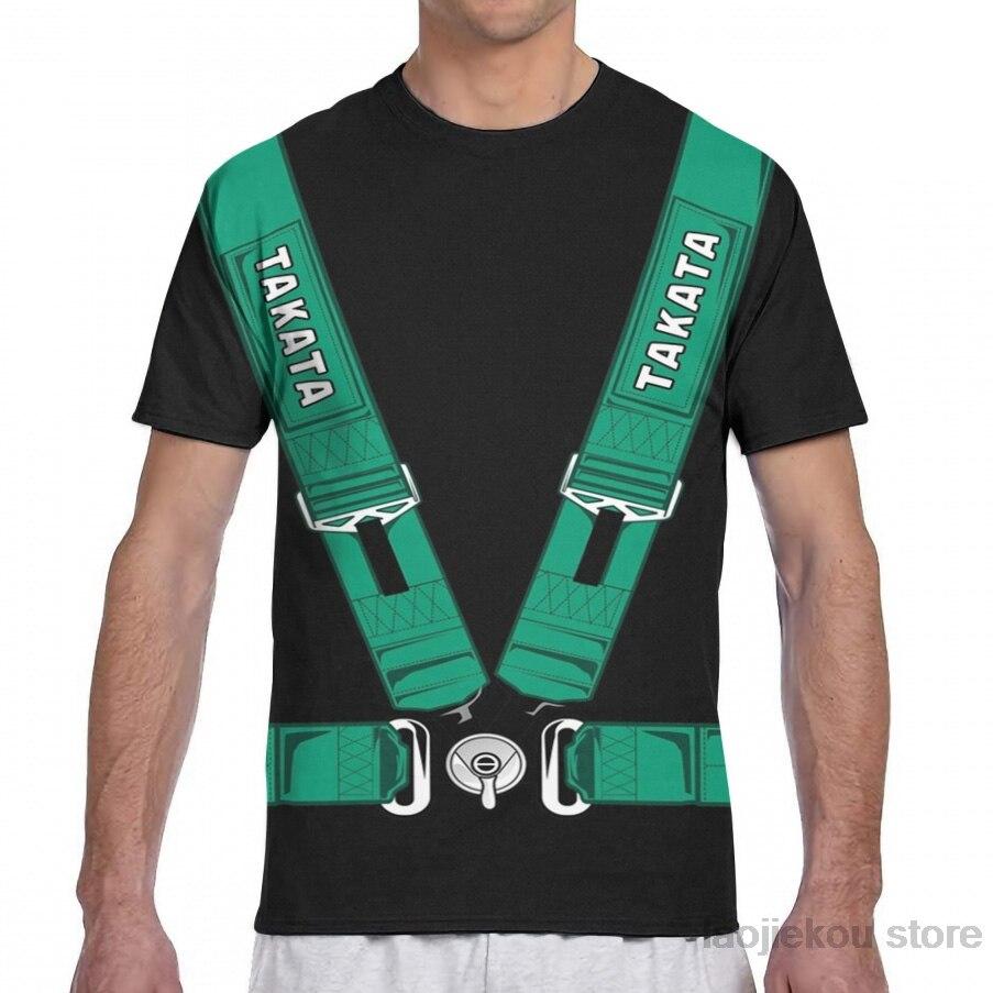TAKATA SEALTBELT Men T-Shirt Women All Over Print Fashion Girl T Shirt Boy Tops Tees Summer Short Sleeve Tshirts