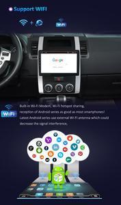 Image 5 - Bosion รถวิทยุมัลติมีเดีย DVD Video Player นำทาง GPS Android 10.0 2G 32G สำหรับ Nissan X Trail XTrail X Trail T32 T31 กล้อง
