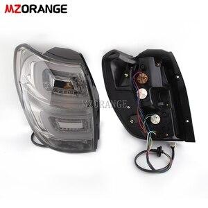 Image 2 - MZORANGE 1 Pair Tail Light For Chevrolet Captiva 2008 2009 2010 2011 2012 2013 2014 2015 Rear Signal Taillight Car Styling