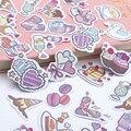 Новинка, 44 шт./лот, наклейка «сладкие конфеты» для девочек, «сделай сам», альбом для скрапбукинга, нежелательный журнал, планировщик, декорат...
