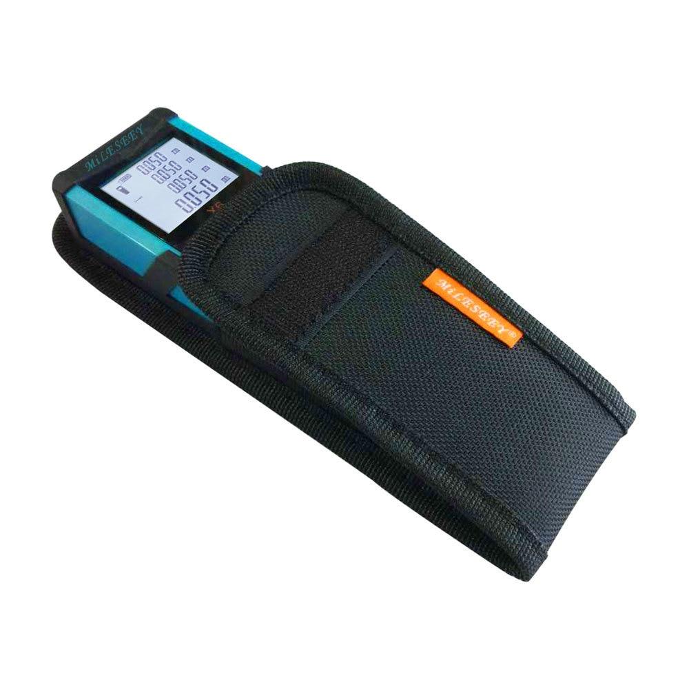 MILESEEY Waterdichte Laser Afstandsmeter Afstand Meten X6 100M Afstandsmeter Elektronische Meetinstrumenten - 6