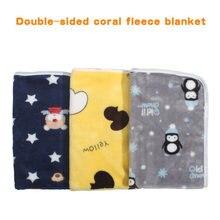 3 шт мягкое Флисовое одеяло для домашних животных