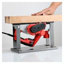 Woodworking-Tool Electric-Planer Small Carpenter Desktop Multifunction Household Multifunction