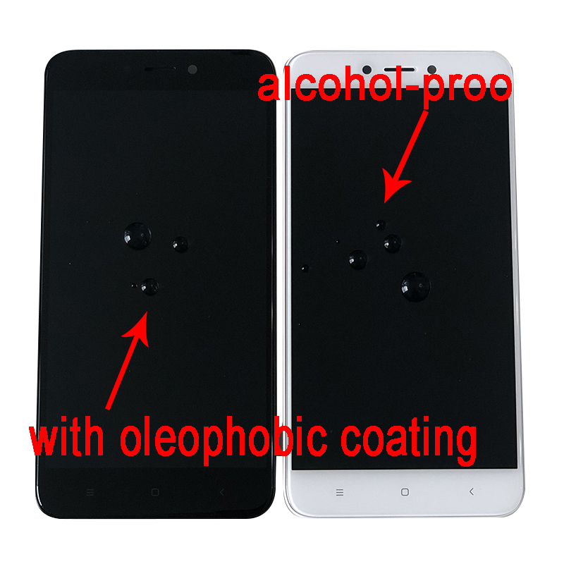 """Hbd9721d654c54505a25d1ec0e0054373q Original M&Sen For 5.0"""" Xiaomi Redmi 4X LCD Screen Display+Touch Panel Digitizer With Frame For Redmi 4X Display Support 10Touch"""