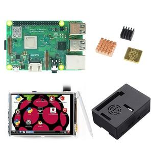 Image 2 - التوت بي 3B + 3.5 بوصة شاشة أساس عدة مع حالة وقائية 32G TF بطاقة و متعددة قارئ بطاقات و غرفة تبريد الاتحاد الأوروبي الطاقة