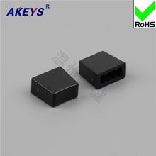 5PCS A10/Red and Blue with Key Switch/Piano Key Switch Cap Quality Direct Key Switch Cap Switch Self-locking