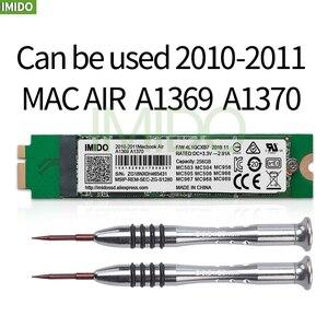 Disco sólido MC503 MC504 MC505 MC 2010 MC965 MC966 MC968 MC969 SSD, nuevo 1TB SSD para Macbook Air 2011 A1369 A1370