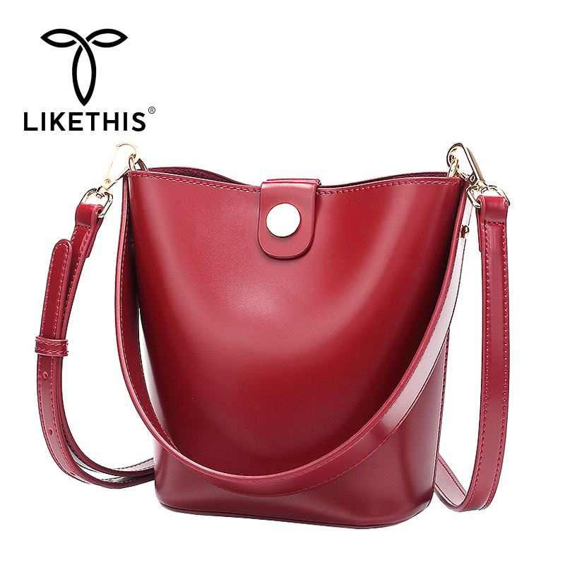 LIKETHIS Handbags Women Bags Luxury Designer Retro Female Shoulder Messenger Bag Mother 2019 Sac Femme High Quality