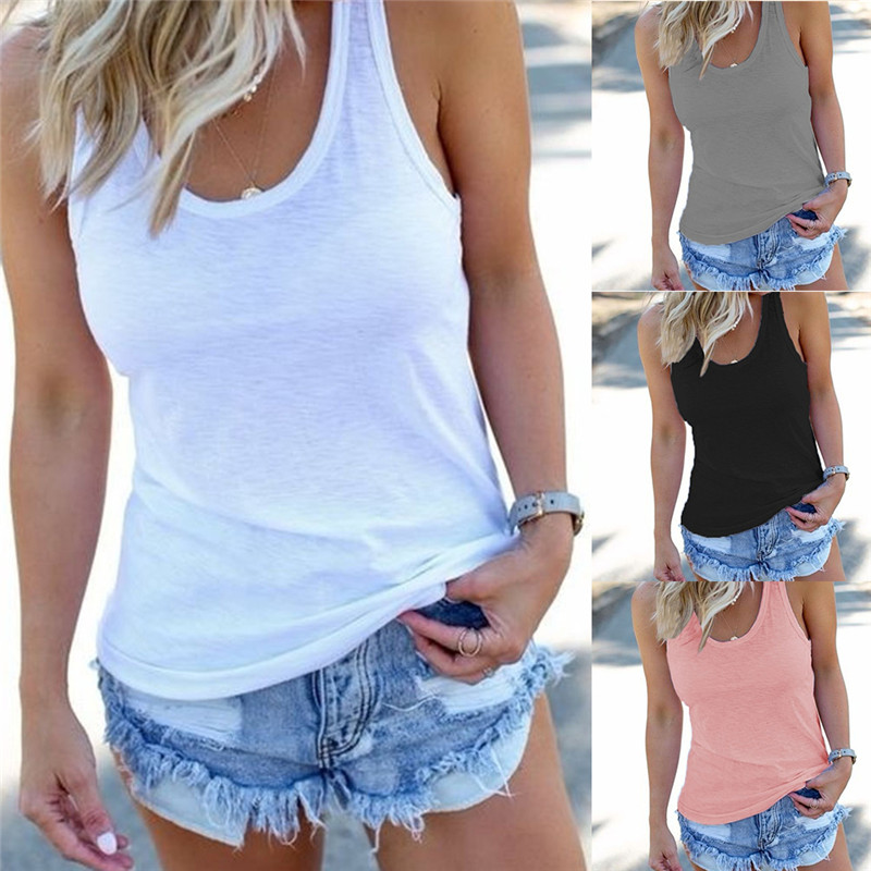 Майка женская спортивная без рукавов, мягкая пикантная рубашка для фитнеса, элегантный топ, уличная одежда, белая, на лето