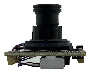 Image 2 - Sony IMX307 + 3516EV200 IP kamera modülü kurulu Lens ile IRC balıkgözü Panorama 2.8 12mm H.265 düşük aydınlatma ONVIF CMS XMEYE RTSP