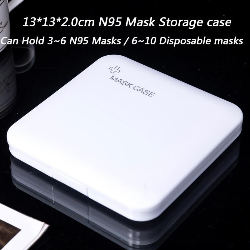 N95 Square White