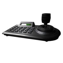 Axis Ptz Joystick Ptz Controller Keyboard Rs485 Pelco-D/P With Lcd Display For Analog Security Cctv Speed Dome Ptz Camera все цены