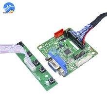 """Высокое качество MT6820-B Универсальный LVDS ЖК-контроллер комплект ноутбука ЖК-экран драйвер платы монитор 5 в 1""""-42"""" компьютерные запчасти"""