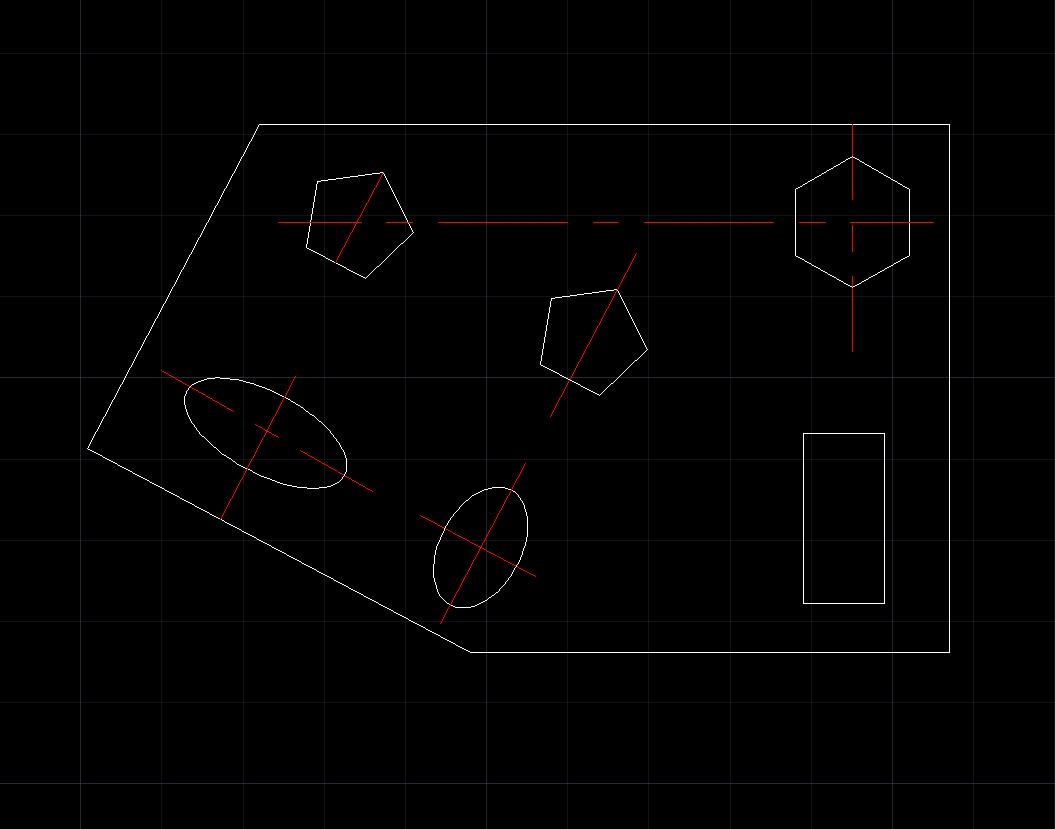 计算机辅助设计-第三章作业1参考插图2