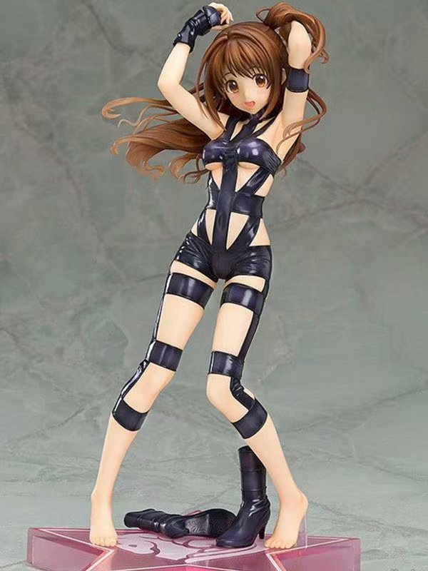 22CM THE IDOLM@STERS EXY Action Figure PVC Collection Model Toys Brinquedos For Christmas Gift
