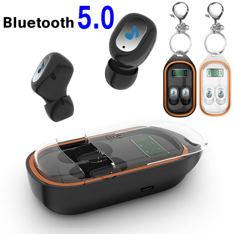 X21S  TWS Bluetooth 5.0 Earphones True Wireless Headset Mini Earbuds Noise Cancelling Stereo Headphones IPX5 Waterproof