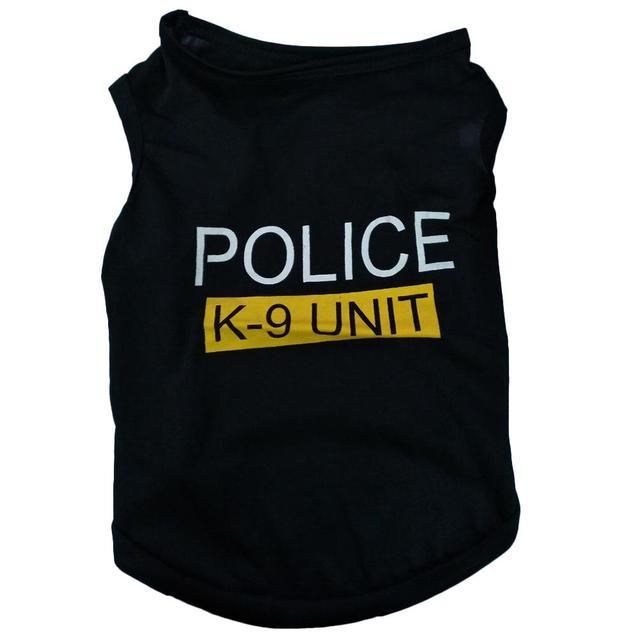 Police K9 Vest 2