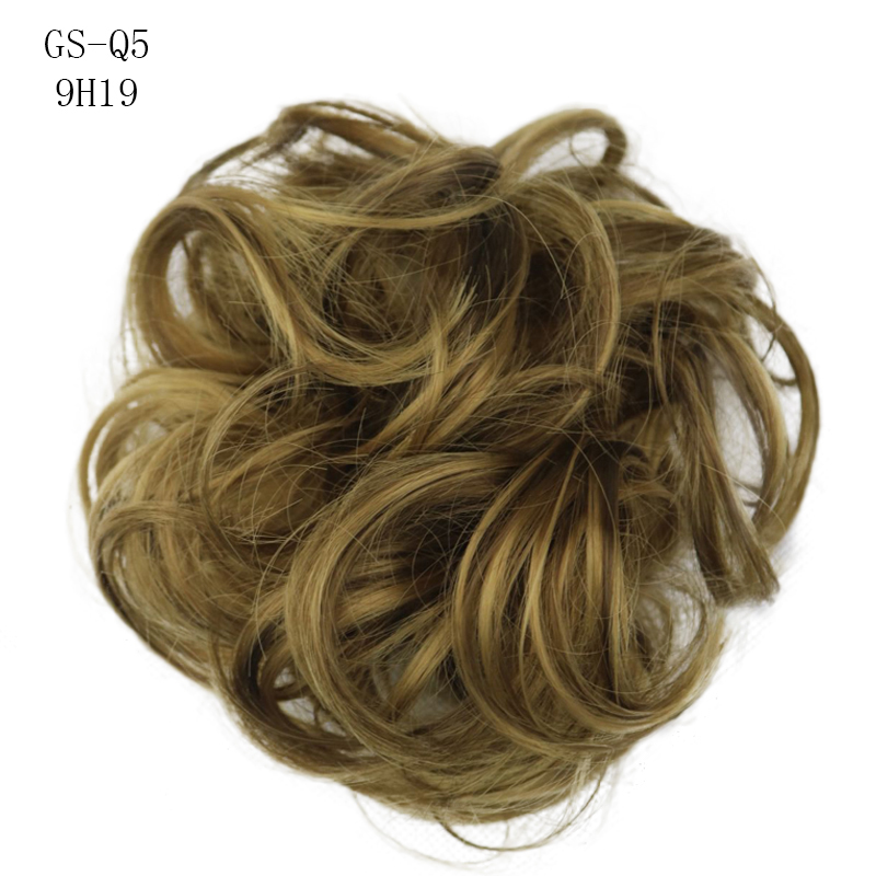 Parent-child Baby Kids Hair Wig New Women Fashion Realistic Fluffy Multicolor Short Curl Synthetic Wig Hair Cover