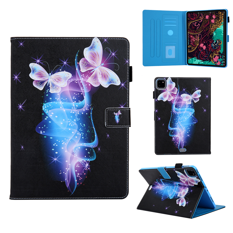 For 2020 Air inch Cover IPad Tablet Leather Air 10.9 Apple Ipad 4 For Cartoon Case Air4