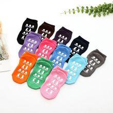 Baby Socks Floor-Wear Anti-Slip Girls Autumn Winter Children Cotton Warm Rubber Sole