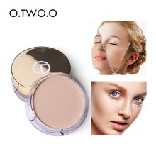 O.TWO.O Face Concealer Cream Waterproof Oil Control Whiten Natural Full Cover Co