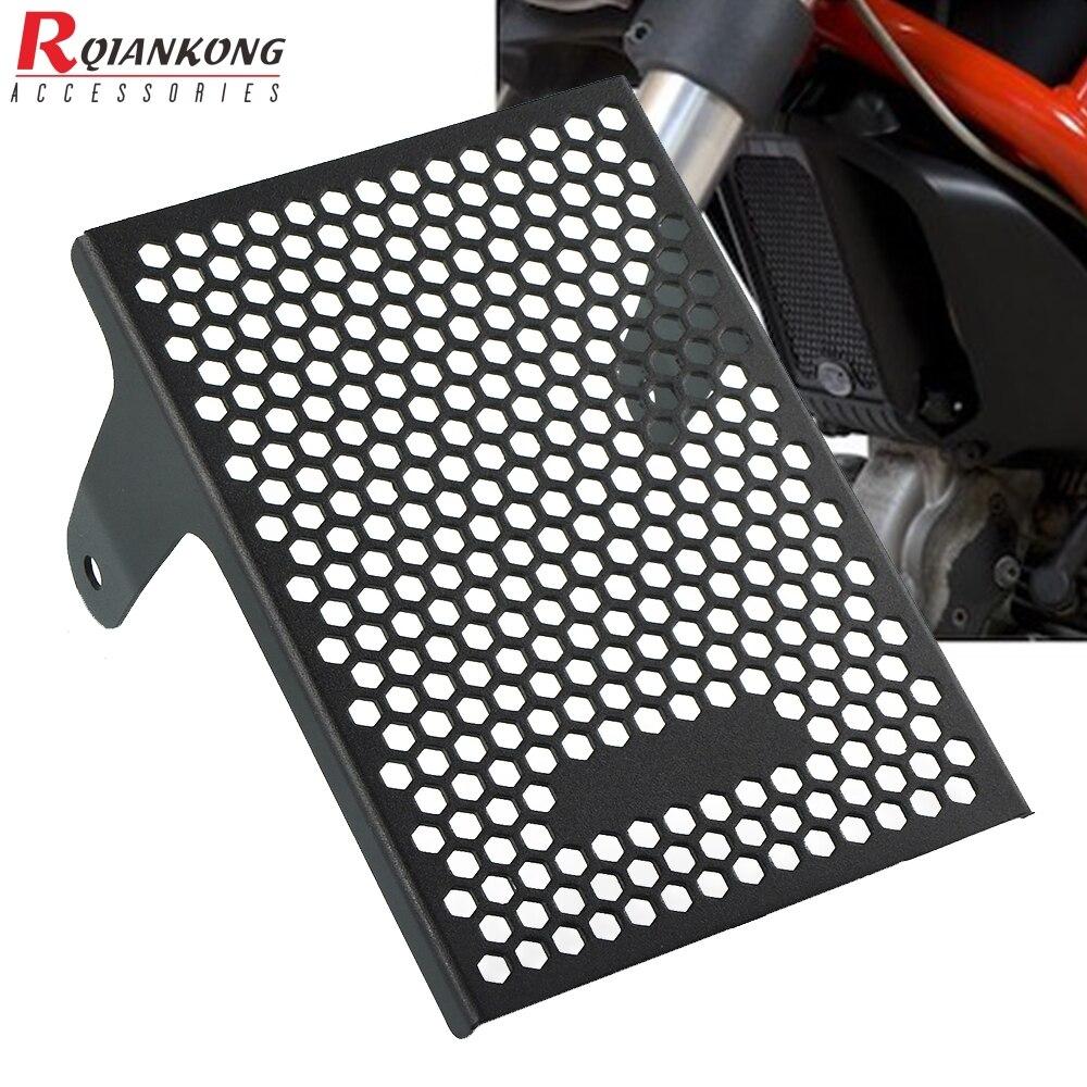 Ducati Hypermotard Rejilla para Enfriador Aceite Negro