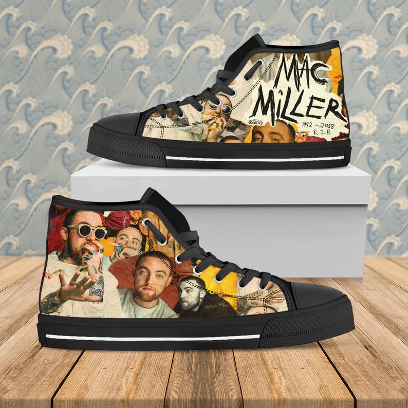 Mac Miller Casual Sneakers Shoes 1