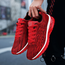New Men Shoes Breathable Running Shoes Men Lace-Up Casual Shoes Men Espadrilles Calzado Hombre Sports Shoes for Male Trainers mycolen new fashion men s gym shoes outdoor casual flats designer lightweight trainers breathable shoes men calzado hombre
