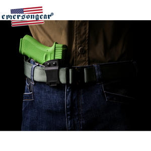 Image 5 - Emersongear Pistol Holster G17 G22 G31 GLOCK Holster Inside Concealed Carry Waistband Pistola Belt Clip Accessories Right Hand