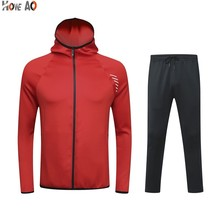 HOWE AO, мужские брендовые толстовки, спортивный комплект для спортзала, тренировочный, фитнес, бодибилдинг, толстовка, уличная спортивная одежда, мужская куртка с капюшоном, толстовки