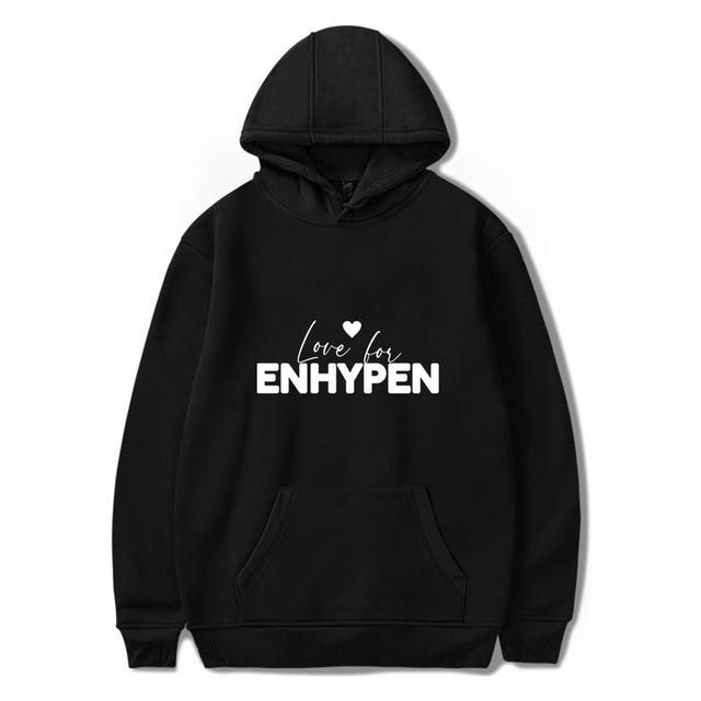 ENHYPEN THEMED HOODIE (27 VARIAN)