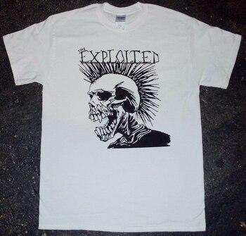 Wykorzystana-koszulka Maggie (punk oi crass mob discharge varukeers kbd)