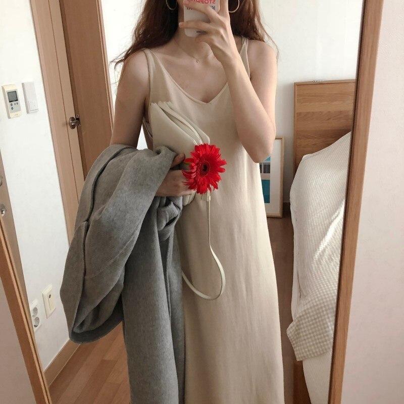19 Winter Oversize Long Trench Coat Women Cashmere Coat Korean Lady Windbreaker Outwear Streetwear 8