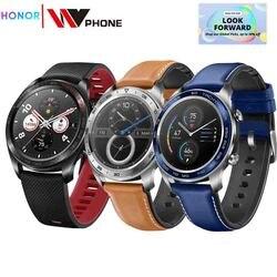 Huawei часы magic Honor часы Magic SmartWatch сердечного ритма водонепроницаемый трекер сна трекер работы