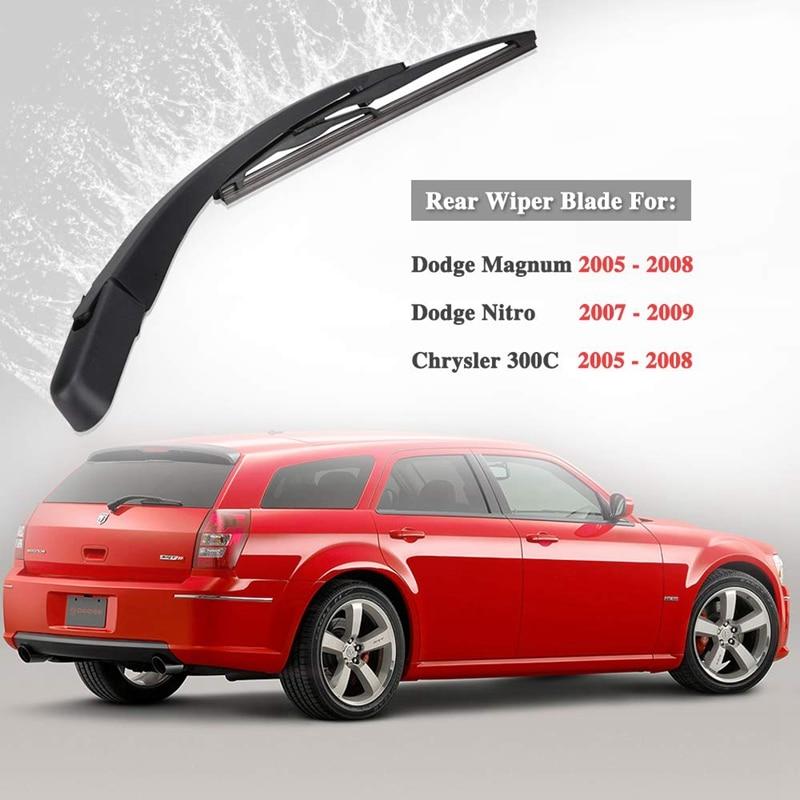 Koolart Cartoon Car Chrysler PT Cruiser Leather and Chrome Keyring