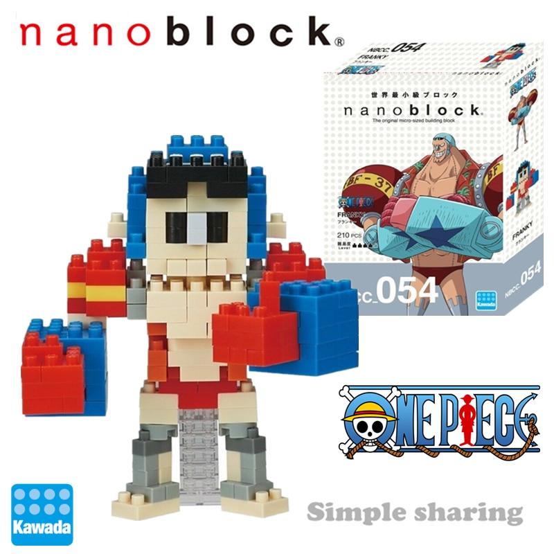 NBC249 mini Nanoblock Kiwi bloques de construcción Colección Serie de 90 piezas de 12 años