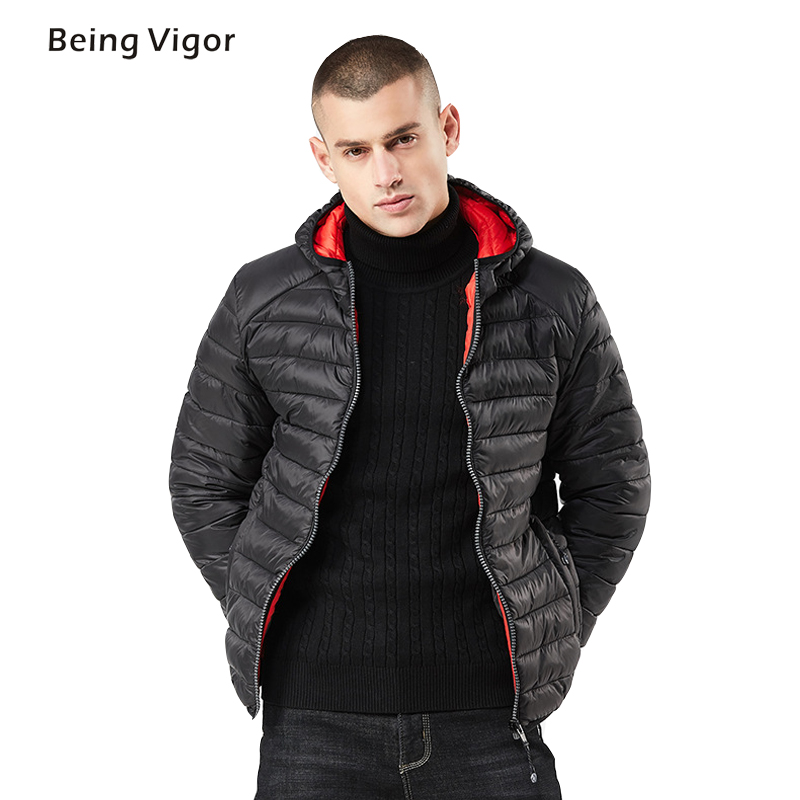 New Puffer Jacket Warm Lining Hooded Men Cotton Padded Quilted Jacket Thick Outerwear Overcoat Outdoor мужская зимняя куртка 3XL