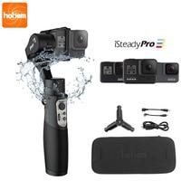 Hohem iSteady Pro 3 3-Achsen Gimbal Stabilisator Handheld Gimbal für GoPro 8 Action Kamera für Gopro Hero 8,7,6,5,4,3, osmo DJI