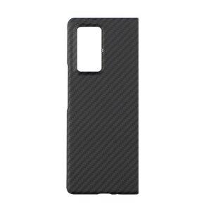 Image 3 - YTF פחמן אמיתי סיבי פחמן מקרה עבור Samsung Galaxy Z פי 2, ארמיד סיבי Slim עיצוב קדמי כיסוי או חזרה כיסוי טלפון פגז