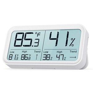 BF-8 Indoor Temperature and Hu
