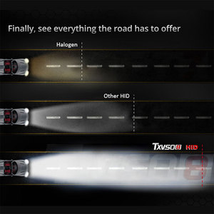 Image 5 - TXVSO8 Die Neueste 55W HID Auto Scheinwerfer Lampen Xenon H1 H3 H4 9005 HB3 9006 HB4 H8H9 H11 H13 h16 H27 Scheinwerfer Licht für Auto