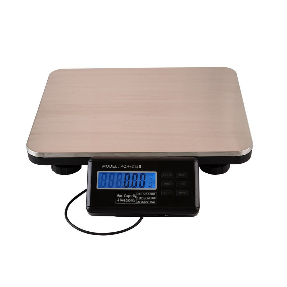 Balance électronique multi-gamme multi-fonction LCD rétro-éclairage affichage précision grammes poids pesage Balance électronique