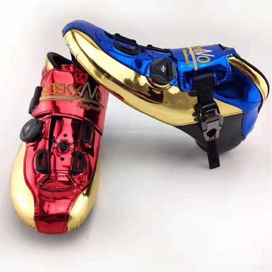 YF YOUFU Inline Schaatsen Volwassen Roller skate schoenen Illuminating Wielen 76W Zwart Wit - 6