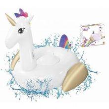Bangles Adults Float One-Size Unicorn Jumbo Mondo Multicolor Inflatable Unisex