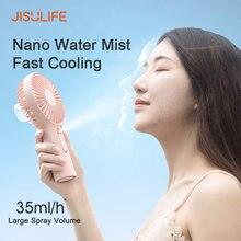 Ручной распылитель jisulife мини вентилятор с водяным охлаждением