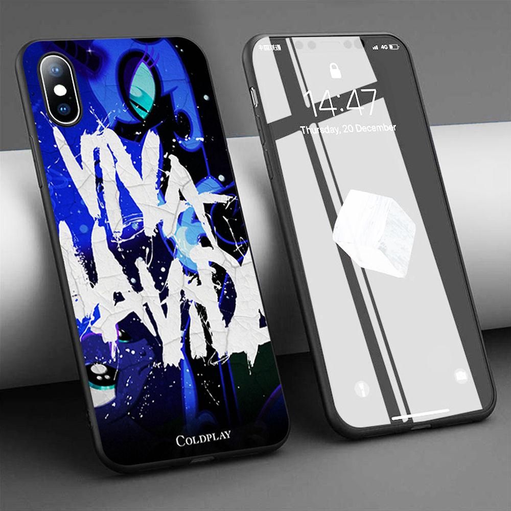 Coque Coldplay Viva La Vida Soft Silicone Phone Case for iPhone 11 ...
